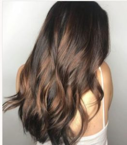 Long brown styled hair-Citrus Spa & Salon-day spa Brookline-617 277 3339